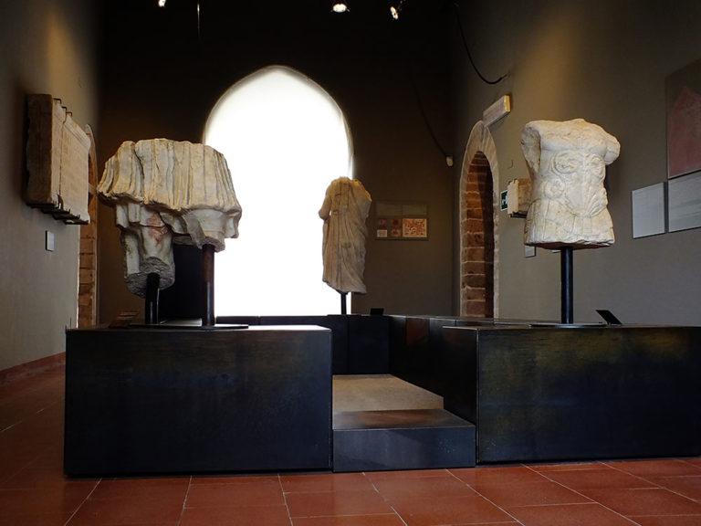 Museo_Archeologico_Sassoferrato_Busti