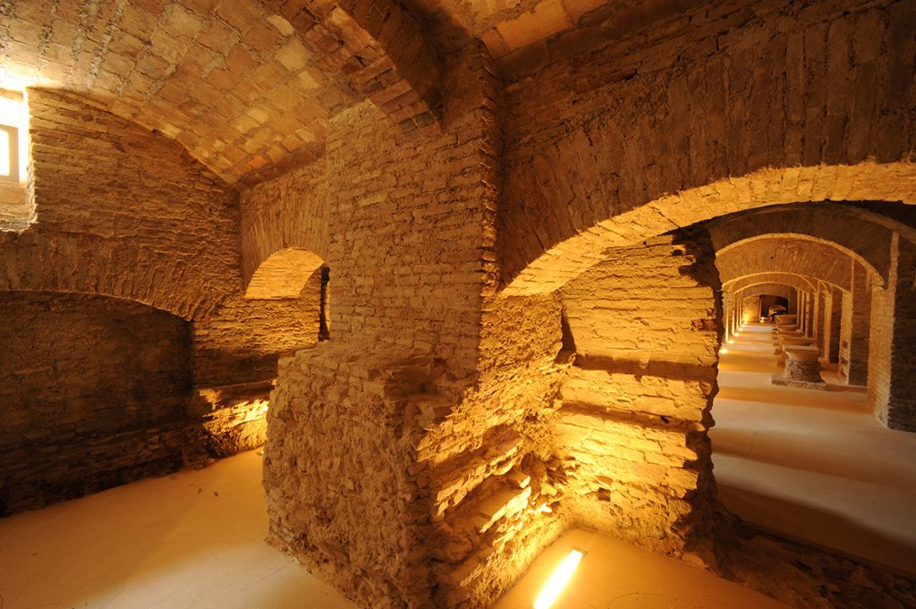 Fano- sotterranei